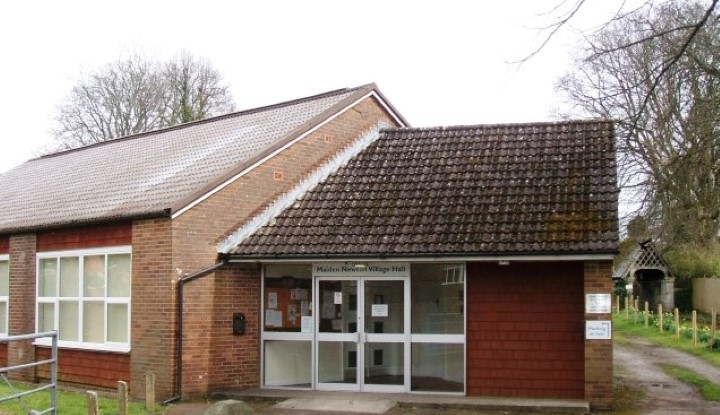 Village hall picture